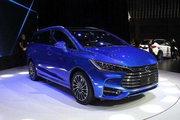 下周六款新车上市 包含比亚迪最美MPV
