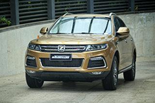 众泰新款T600运动版上市 9.28万元起售