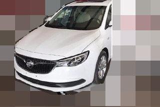 别克将推3款新一代中级车 10月16日上市