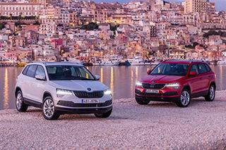 斯柯达将推全新紧凑SUV 或11月国内发布