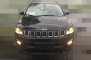 Jeep指南者1.4T四驱版谍照 于11月发布