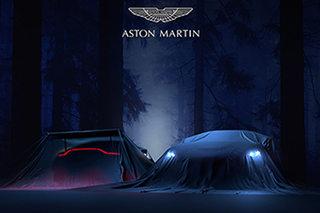 阿斯顿·马丁全新Vantage 11月21日发布