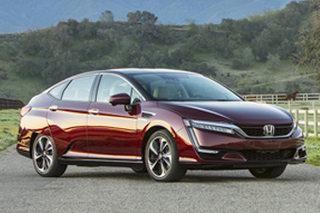 本田氢燃料电池车国内发布 续航750公里