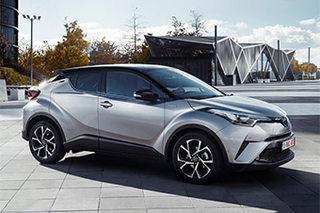 一汽丰田全新小型SUV 明日正式公布命名