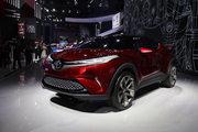 一汽丰田全新小型SUV 命名为I ZOA奕泽