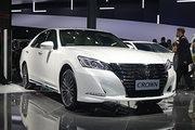 变化主要在细节 实拍一汽丰田新款皇冠