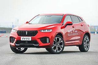 WEY明年推4款新车 预计销量超25万辆