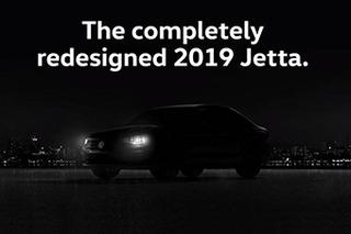 全新Jetta明年1月发布 外观设计大变样