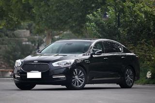 2015款起亚K9限时促销 购车直降11.40万