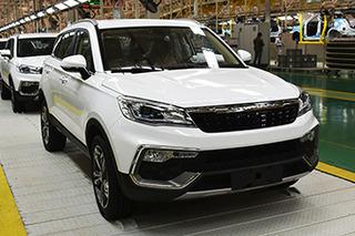 猎豹长沙工厂正式投产 CS9 EV同步下线