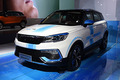 猎豹CS9两新车明日上市 含1.5T及纯电动