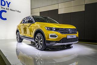 一汽-大众2款SUV将上市 售价有望13万起