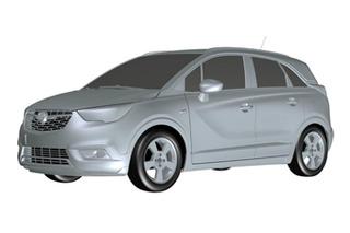 别克将推出全新SUV车型 PK一汽丰田荣放