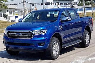 福特新款Ranger无伪照首曝 年内将引入国内