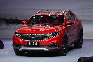 陆风跨界SUV逍遥正式上市 售7.99-13.19万元