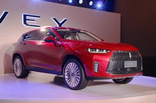 WEY首款混动SUV将于1季度上市 油耗仅2.3升