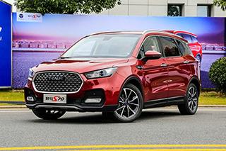 君马中型SUV-S70上市 售8.19-11.59万元