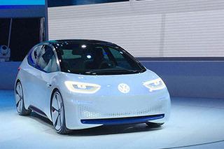 大众旗舰电动车日内瓦首发 最大续航500公里