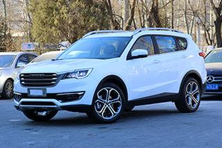 首款产品/定位中型多座位SUV 实拍捷途X70