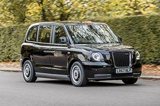 吉利将加大新能源投资 伦敦出租车明年国产