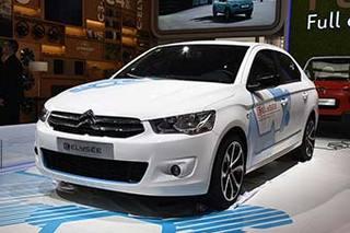 东风雪铁龙1月销量大增 纯电动车4季度上市