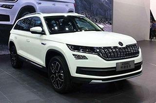 斯柯达在华深耕SUV市场 2018推多款新车