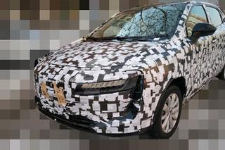 长城欧拉首款车型内饰曝光 配备电子挡杆