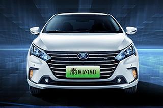 补贴后14万起 比亚迪3款纯电动车启动预售