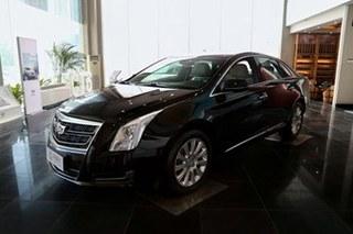 凯迪拉克XTS最高优惠2万元 现车促销