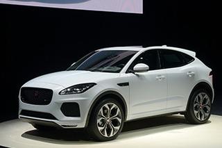 捷豹年内在华推两款SUV 首款电动车4月首发