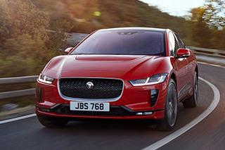 捷豹首款电动SUV官图发布 还原概念车设计
