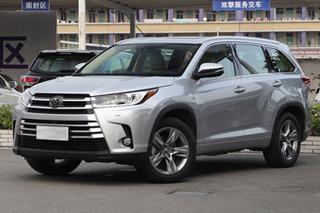 广汽丰田新汉兰达正式上市 售23.98-33.08万