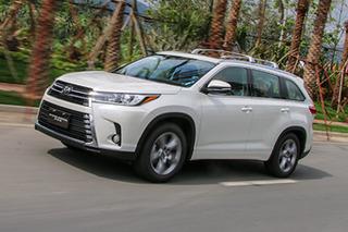 7座SUV销量王再填料 试新款广汽丰田汉兰达