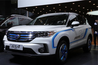 广汽三菱将推祺智EV 或与GS4 EV同动力