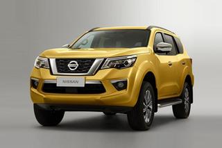 日产全新SUV途达官图发布 4月12日上市