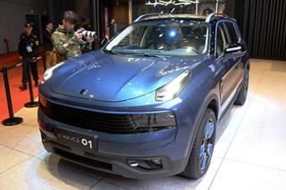 根特工厂将投产领克01 PHEV 2020年欧洲上市