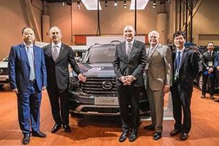 广汽传祺参加2018全美汽车经销商大会(NADA),北美经销商反响热烈