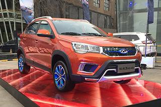 奇瑞新能源将推多款新车 纯电SUV成重点