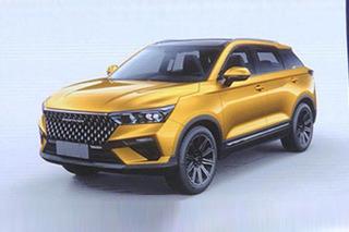 奔腾大改设计风格 全新SUV北京车展亮相