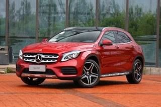 奔驰GLA购车享优惠3万元 现车促销