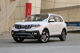 东风悦达起亚年内推4款全新车型 多为SUV