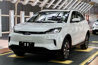 威马全新EX6北京车展亮相 将于2019年上市