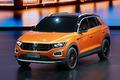 一汽-大众首款SUV T-Roc今日将公布中文名称