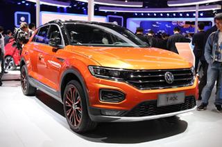 一汽-大众首款SUV探歌亮相 于7月正式上市