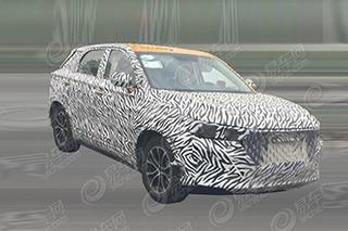 非典型奔腾轿跑SUV T77量产版有望年底上市
