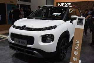"""东风雪铁龙打造新SUV布局 另一张""""王牌""""将面世"""