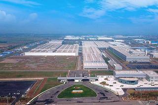 一汽-大众青岛工厂明日投产 全新宝来首次亮相