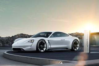 保時捷首款純電動跑車命名Taycan 將於明年入華