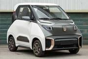 宝骏推全新纯电动微型车 双色车身/个性十足