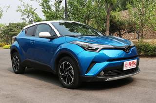 一汽丰田奕泽正式上市 售价14.98-17.58万元